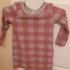 Old Navy Plaid Tunic Dress size 5t